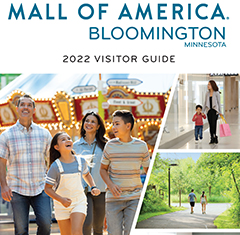 Mall of America and Bloomington Visitors Guide