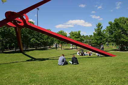 walker sculpture garden reopening in minneapolis mn