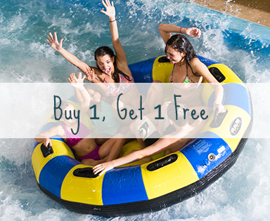 Water Park of America Buy 1 Get 1