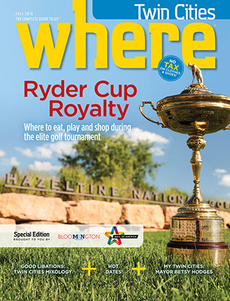 Where Magazine Ryder Cup Royalty Edition