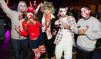 Zombie Pub Crawl in Minneapolis, MN